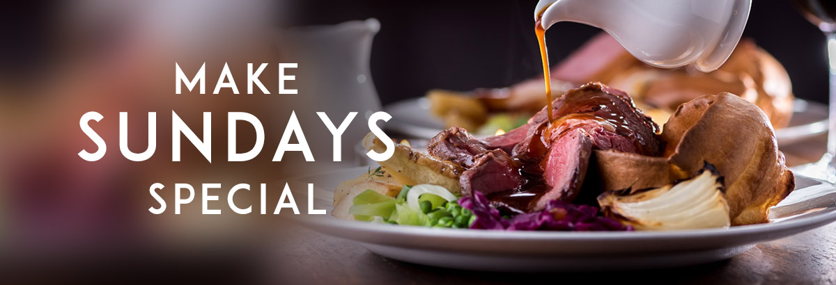 Special Sundays at The White Hart