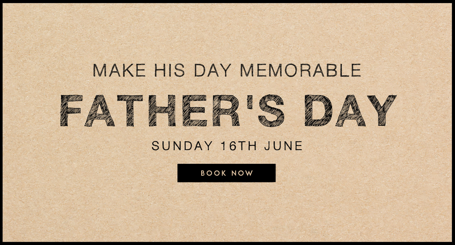 Fathers Day at The White Hart