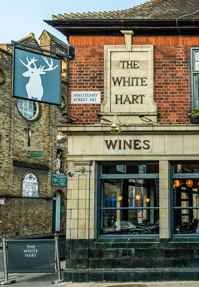 The Story of The White Hart